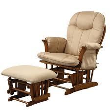White Glider Chair Furniture Glider Rocking Chair Rocking Chair Or Glider For