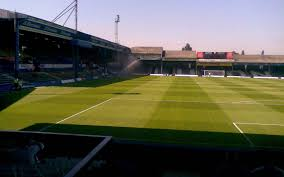 When The Biggest Annual Football Game Comes To Town Kenilworth Road Wikipedia
