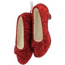 hallmark wizard of oz ruby slippers ornament walmart