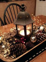 christmas decor for center table fabulous vintage christmas decorations center table decoration ideas