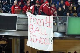 Indiana Flags At Half Staff 2016 Indiana Football Schedule Every Single Game Predicted The