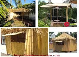 How To Build Tiki Hut 2 U0027 U0027 Dia Bamboo Poles 12 Ft Real Hard Solid Max Thick Wall 4 U0027 U0027 Dia