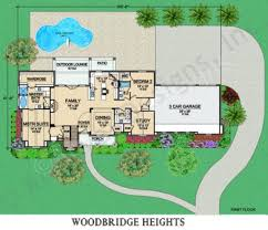 woodbridge heights texas floor plans house plan designer