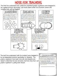 best 25 text structure worksheets ideas on pinterest reading