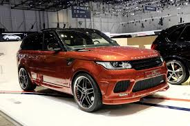 range rover sport engine ac schnitzer gives the range rover sport diesel more power and the