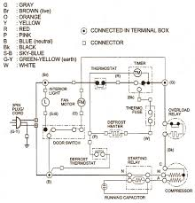 defrost heater wiring diagram defrost wiring diagrams collection