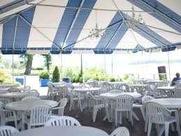 tent rental st louis the tent the loading dock st louis only waterfront