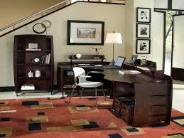 Dark Wood Office Desk Dark Wood Coffee Table Cube Office Furniture Uk Used Office