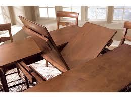 kincaid furniture dining room tall table 96 058v abide furniture