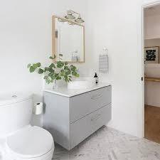 Wood Framed Bathroom Vanity Mirrors by Blond Wood Framed Bath Vanity Mirror Design Ideas