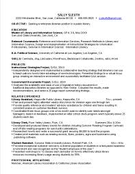 Professional Profile Resume Examples Sjsu Resume Free Resume Example And Writing Download