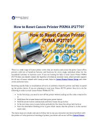 resetter canon ip2770 free canon printer technical support toll free number 1 800 439 2178