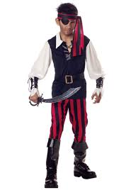 scary halloween costumes for boys prestige captain jack sparrow costume jack sparrow costume
