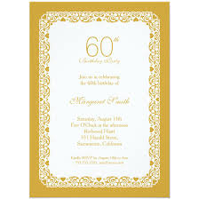 60 birthday celebration 60th birthday party invitations stephenanuno