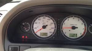 nissan altima 2005 idle relearn 2002 maxima cold start high idle youtube