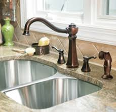 moen copper kitchen faucet moen vestige kitchen bathroom faucets accessories