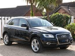 Audi Q5 Diesel - used phantom black audi q5 for sale dorset