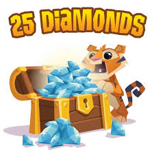 animaljam gift card 25 diamonds gift certificate ella animal jam
