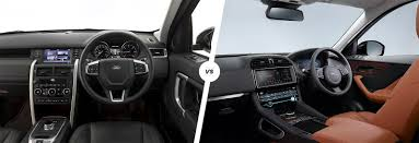 lr4 land rover interior land rover discovery sport vs jaguar f pace carwow