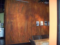 Metal Furniture Finishes Modern Masters Metal Effects Reactive Paint With Iron Rusted