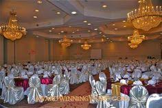Wedding Venues Albuquerque White With Elegance Weddings Receptions Chandeliers Venues