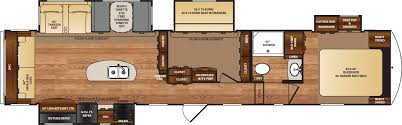 wildcat fifth wheels floorplans by forest river rv colonia del