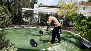 putting green pasadena ca moonco landscape and