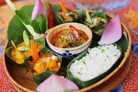 cuisine khmer amok the essence of the cuisine of cambodia