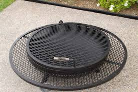 Firepit Grill Grill Grate For Pit Pit Design Ideas