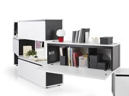 room divider bookcase modular contemporary commercial tube