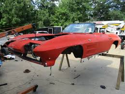 corvette project 1963 corvette convertible project resto mod corvette