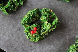 christmas wreath cookies kleinworth u0026 co