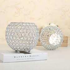 aliexpress com buy wedding centerpiece candle holders crystal