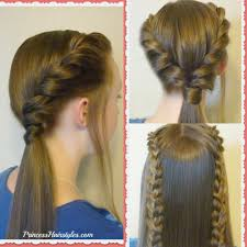 hairstyles for girls princess hairstyles