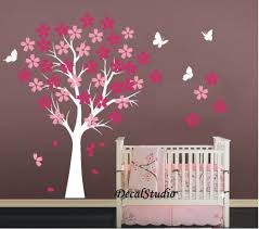 Best Wall Decals For Nursery Ba Nursery Decor Blossom Cherry Wall Decals For Ba In Nursery