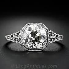mine cut engagement ring unique miners cut ring ring ideas