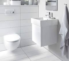 duravit vero 400mm single door vanity unit and 450mm basin nicer