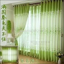 Green Curtains For Living Room by Fresh Spring Green Country Style Main Living Room Children U0027s Room
