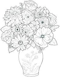 coloring pictures of flowers to print flower coloring pages printable free coloring pages flowers