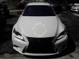 lexus is250 f sport 2014 lexus is250 f sport 2 5 aï cars for sale in petaling