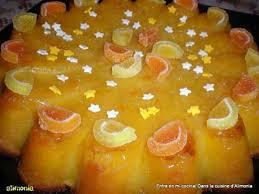 une marguerite en cuisine recette de marguerite aux mandarines