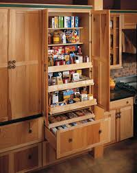 Kitchen Storage Pantry Cabinets Advantages From Kitchen Pantry Cabinets Allstateloghomes Com