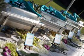 how to set a buffet table with chafing dishes stainless steal chafing dishes buffet table pinterest catering