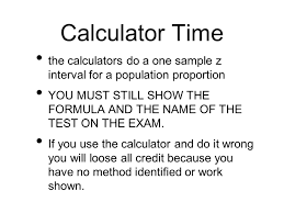 calculator sle size no credit interval formula 28 images gate graphic approach to