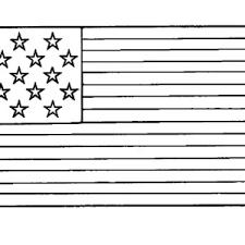 waving united states flag for independence day celebration