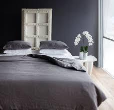 Grey Linen Bedding - bed linens bedroom furniture in singapore originals furniture