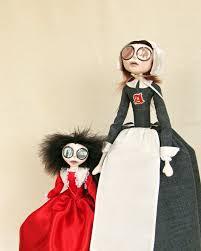 natasha morgan art dolls hester prynne u0026 her little pearl plus a