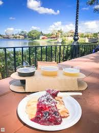 Best Flower Food Best Eats U0026 Drinks At Epcot U0027s Flower U0026 Garden Festival Rolling