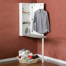 ironing board closet cabinet mounted ironing board cabinet