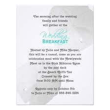 wedding brunch invitation wording wedding breakfast invitation wording 12 best wedding brunch
